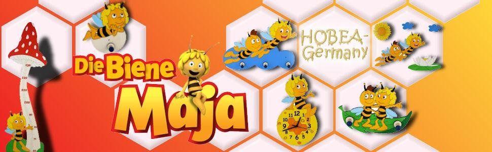 Die Biene Maja - Schöne Kinderartikel aus Holz von HOBEA-Germany ...