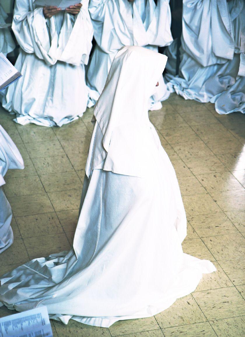 Cistercian nuns of Prairie du Sac-Solemn Profession of Sr. Christina Marie