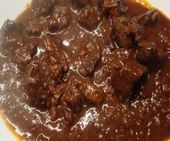 Photo of Stewed wild boar stew – Traditional Tosc recipe …-Spezzati…