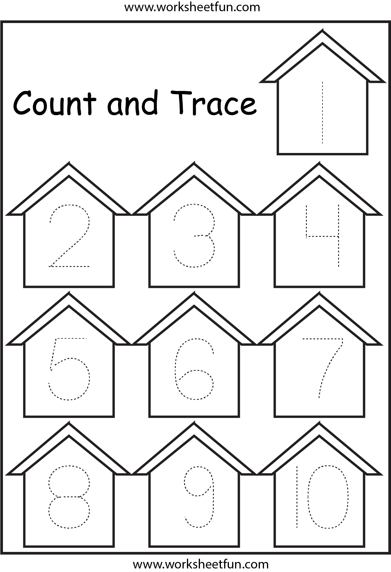 Trace Numbers Birdhouse 1 1 324 1 937 Pixels With