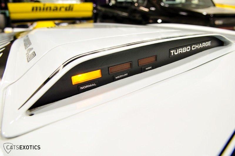 Boost Lights On A Turbo Trans Am Pontiac Firebird Trans Am