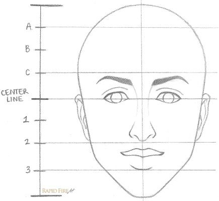 How to Draw a Female Face Step 7 | drawing | Drawings ...