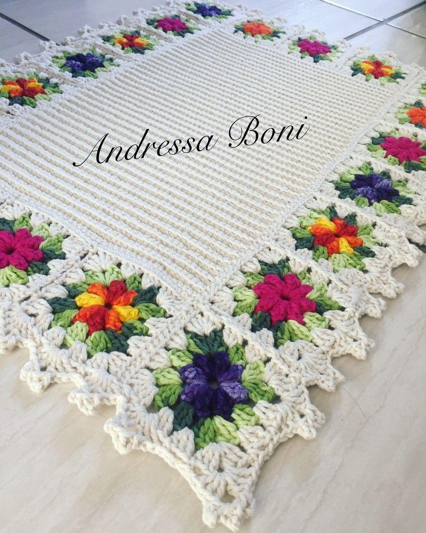Tapete,crochê,decoração,jogo de tapetes | Ayşe. | Pinterest ...