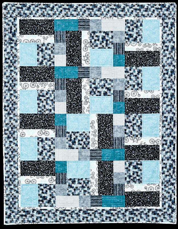 Rectangles and Squares | An elegant, straight forward quilt ... : barrie quilt store - Adamdwight.com