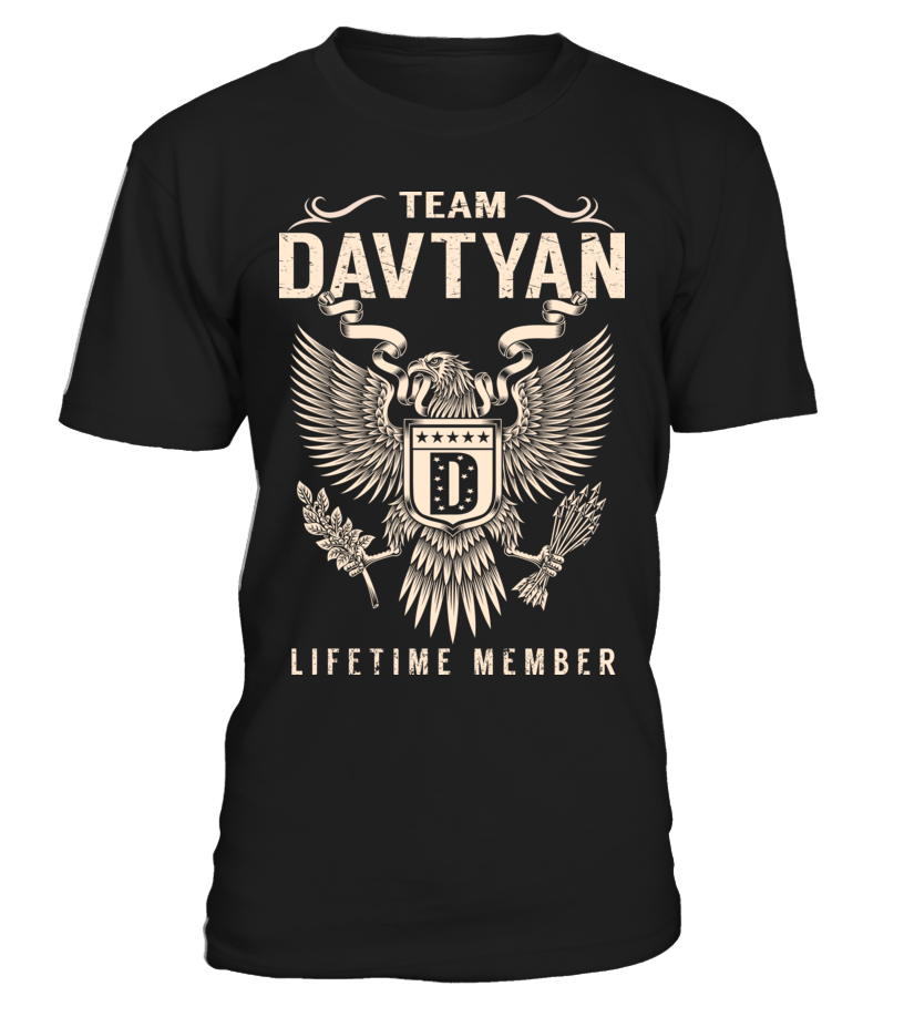Team DAVTYAN - Lifetime Member