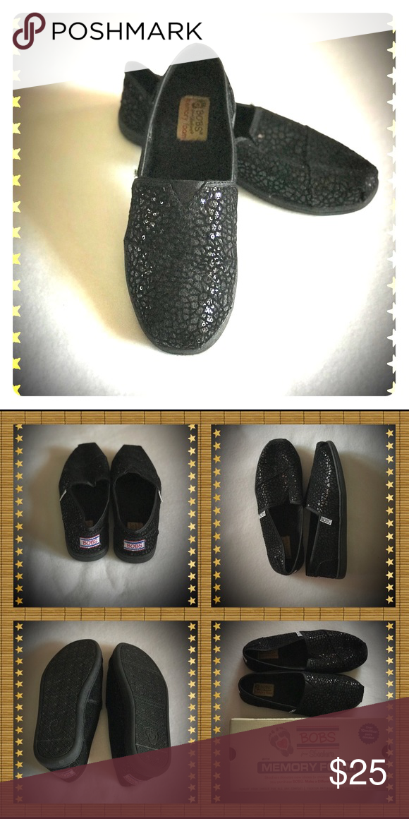 3487eb4ce7a BOBS Bliss size 6.5 Great pair of BOBS flats size 6.5 .....supper  comfortable and perfect for any occasion! Skechers Shoes Flats   Loafers