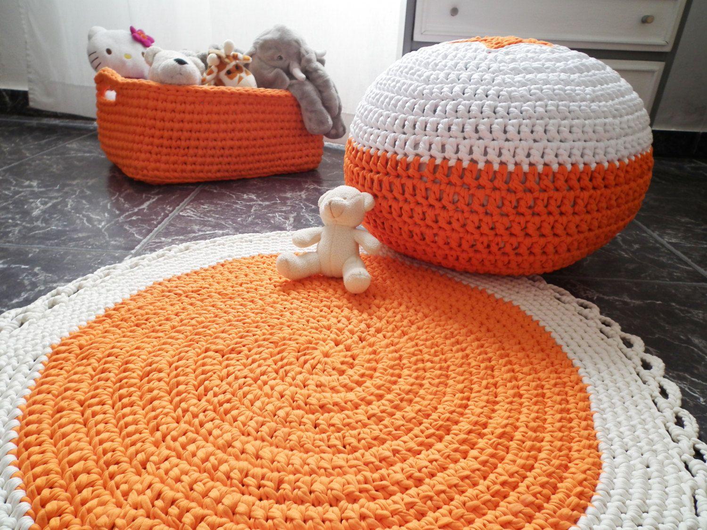 Custom Large Floor Cushion With Star Kids Floor Pillow Seating