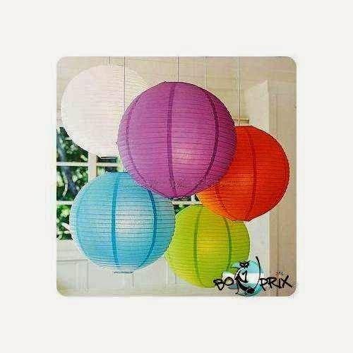 Best 25 lamparas chinas de papel ideas on pinterest - Como hacer lamparas originales ...