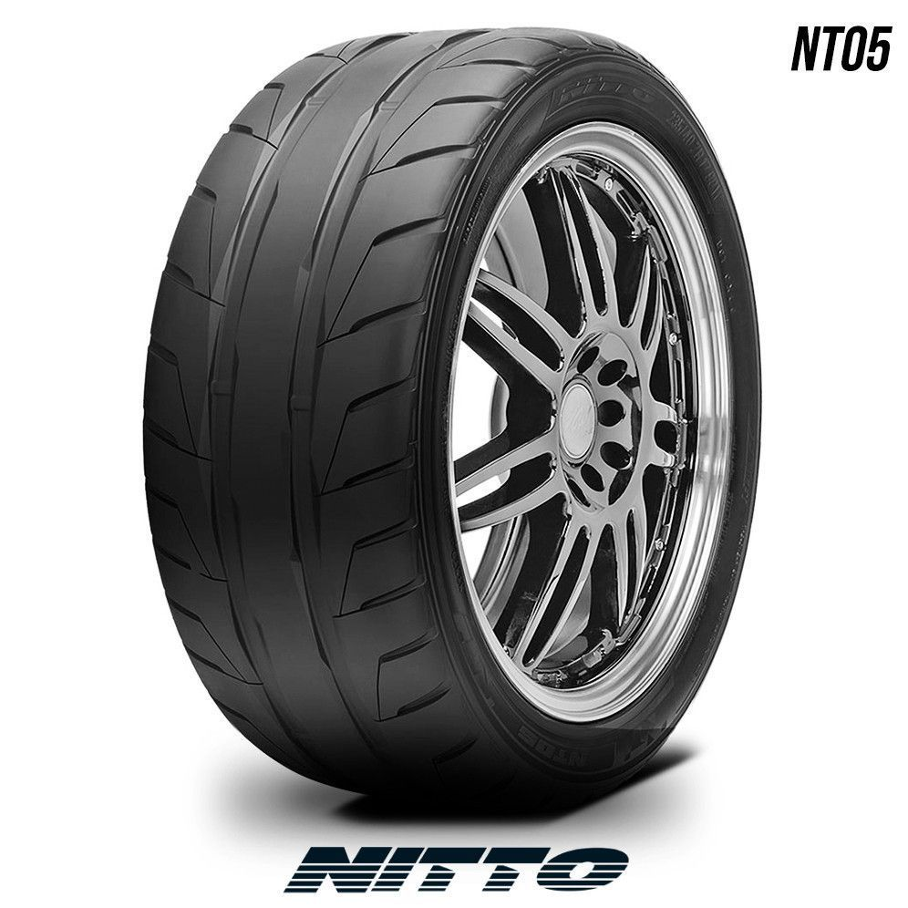 Nitto NT05 275/40R17 98W 275 40 17 2754017