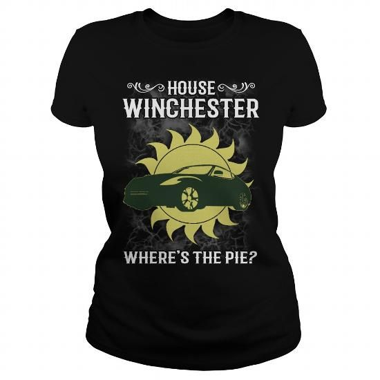 cool SPN HOUSE WINCHESTER WHERES THE PIE