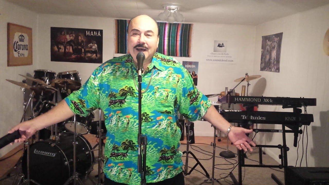 Amor Mío Alvaro Carrillo Jerry´s Bar Karaoke Jerry