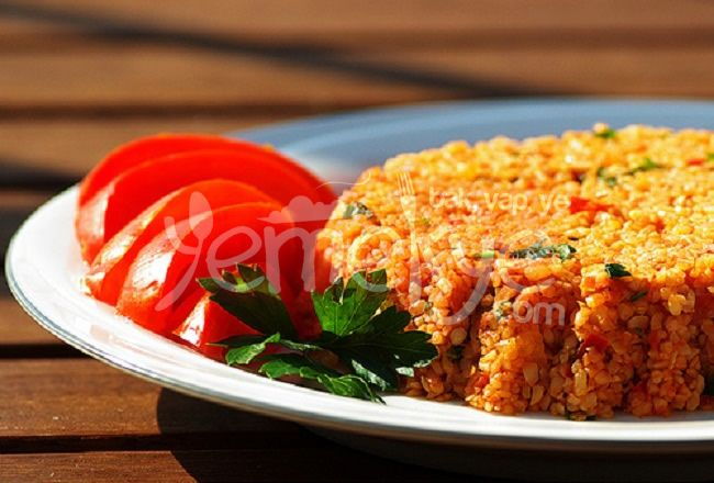 Türk mutfağına adını altın harflerle yazdırmış bir lezzet daha. :)