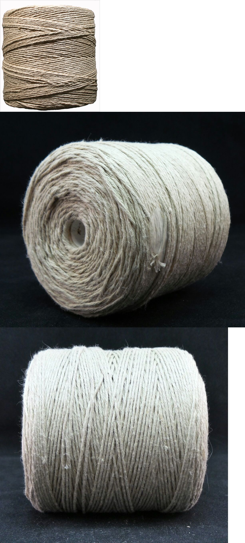 Cord Thread and Wire 150059: Hemp Twine 12 Strand 1375 500 Gram ...