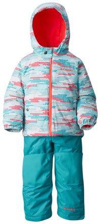 35b89d603 Columbia Girl's Frosty Slope Snowsuit Set - Toddler Girls ...