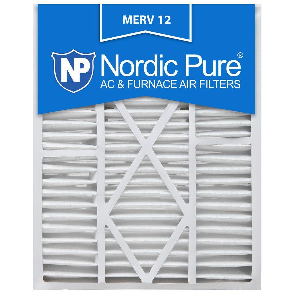 Furnace Goodman Amana AC Air Filter 20x25x5 HVAC Allergy