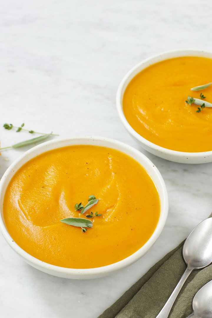Classic Butternut Squash Soup | Whole Foods Market