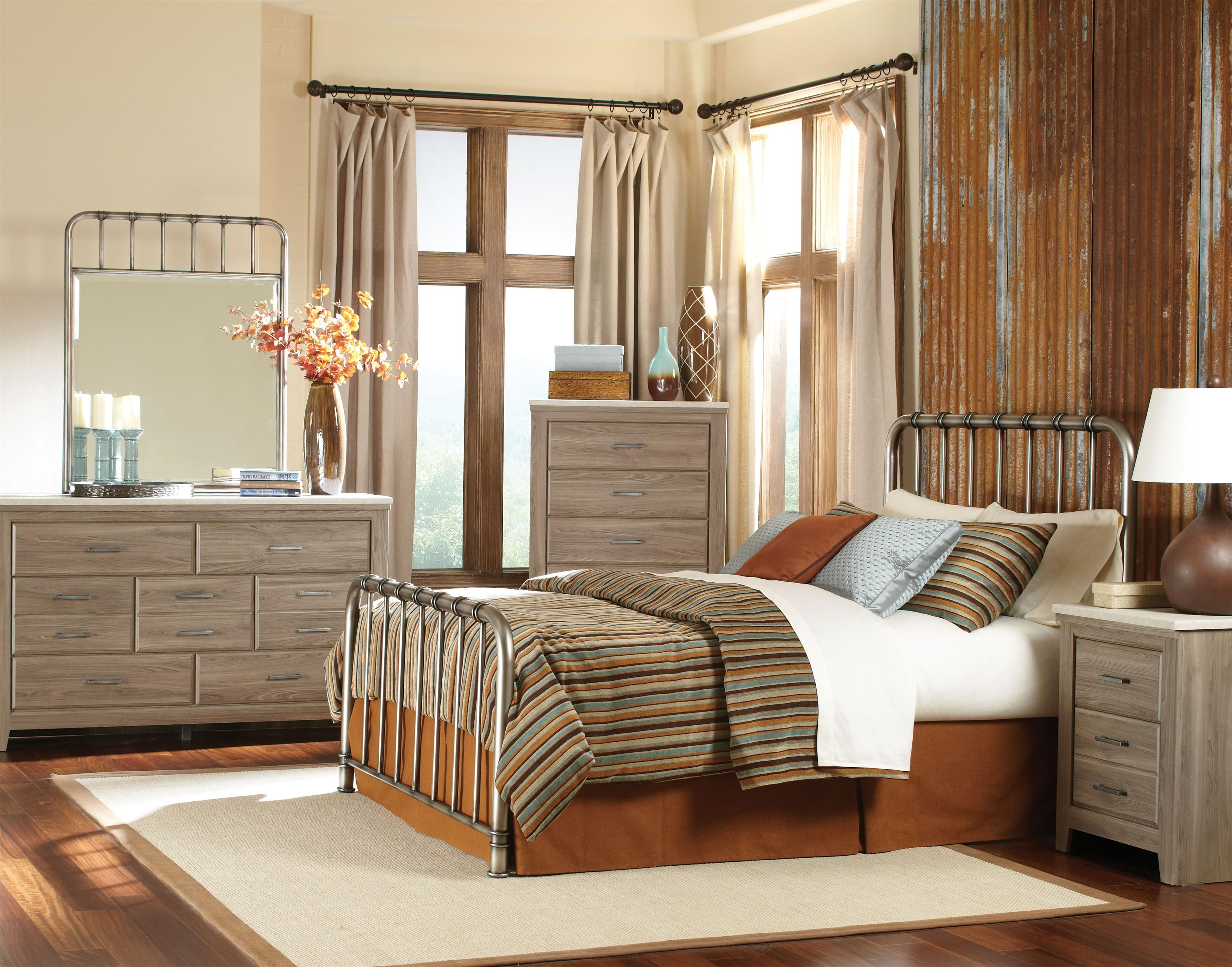 Stonehill Queen Bedroom Group by Standard Furniture