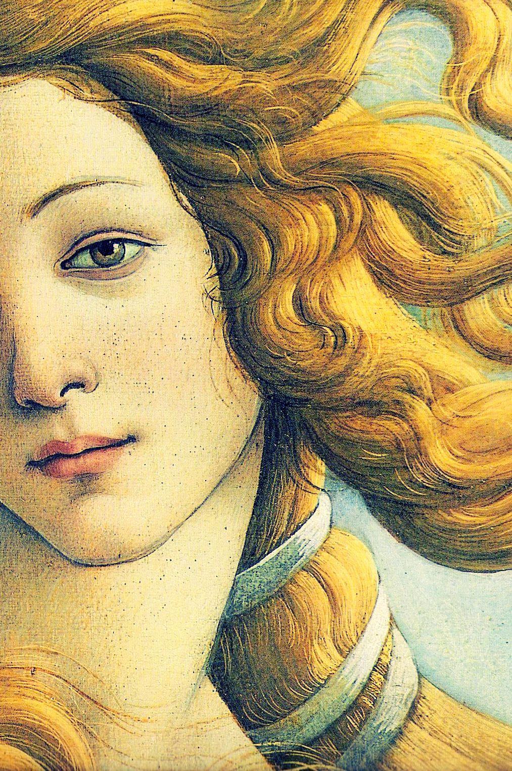 Birth Of Venus Detail 1483 85 Sandro Botticelli Alessandro