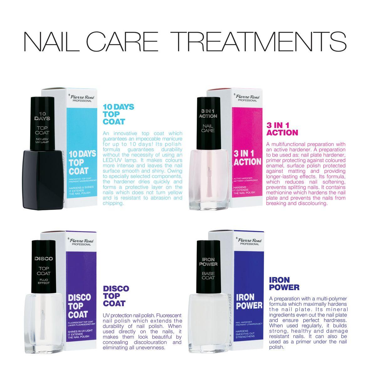 Nail Care, Matt top coat, Magic scrub, Drop Oil, Fluorescent top ...