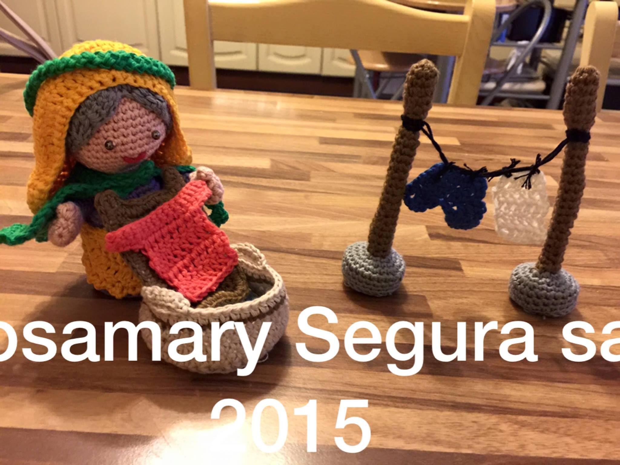 Amigurumis Navidad 2015 : La lavandaia sal amigurumi amigurumi crochet