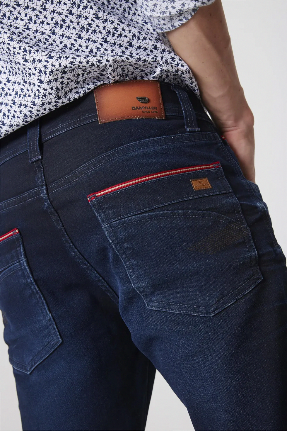 Pin em Pantalones de hombre