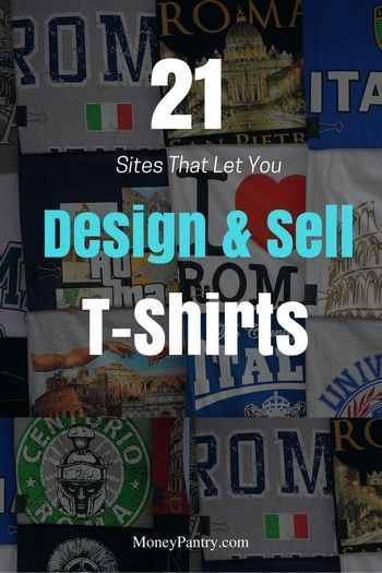 How to Sell T-Shirts Online: 21 Best Places to Des