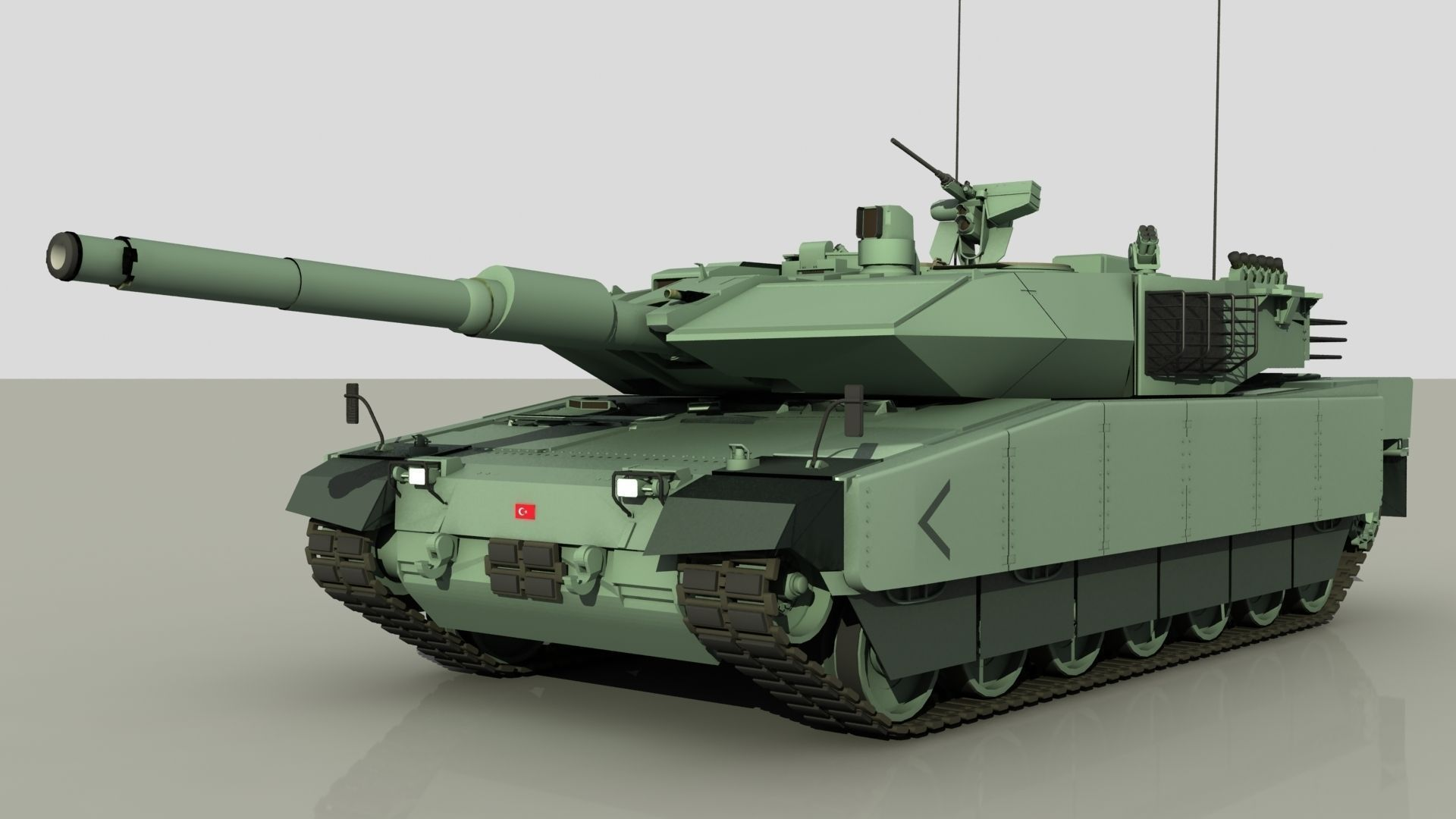 Turkey South Korea S Altay Tank Project Muharebe Tank Askeri