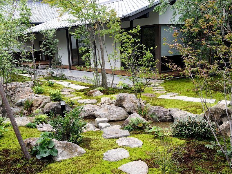 今日は長府 蛍遊苑 けいゆうえん の日本庭園へ 写真6枚 家の
