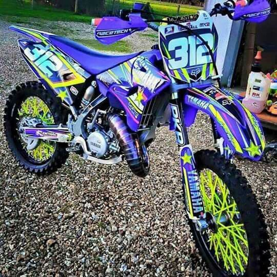 This Would Be A Awesome Bike To Ride Dirt Bike Gear Motorcross Bike Yamaha Dirt Bikes