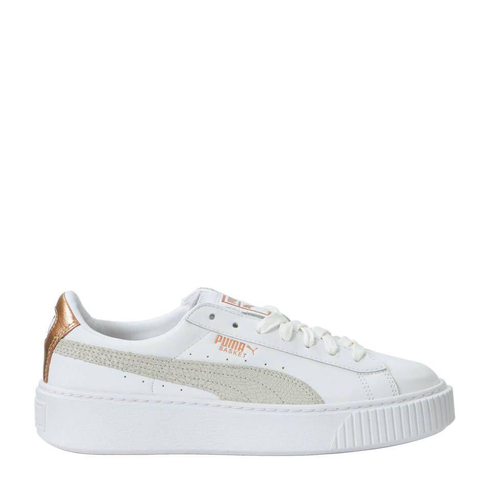 1c9601aee9a Puma Basket Platform Euphoria RG sneakers #mysneakers #sneakerfreak  #trainers #sportschoenen #puma