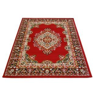 Maestro Traditional Rug Red 240 X 340cm At Argos Co Uk