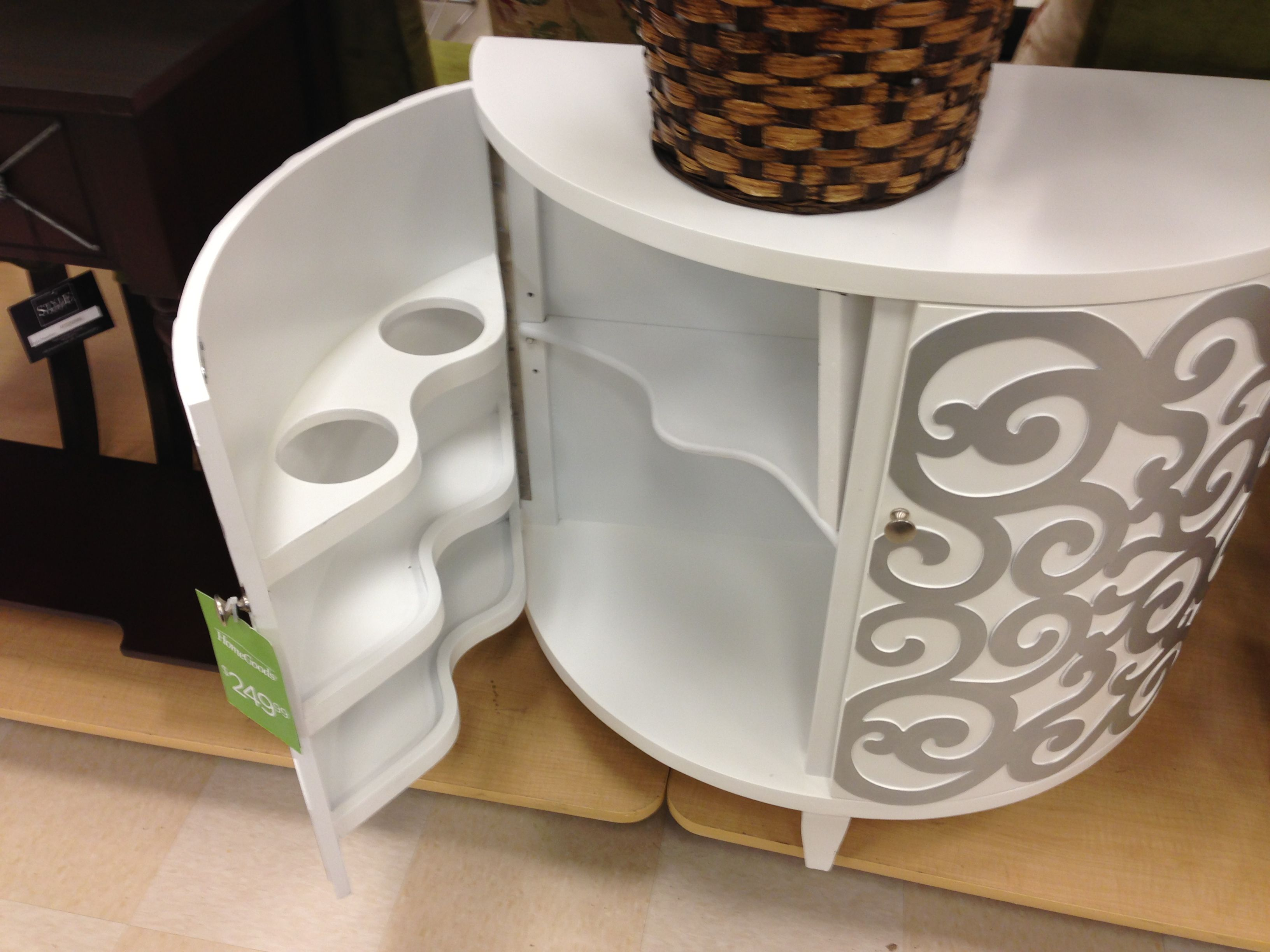 Cynthia Rowley bar cabinet from Home Goods   249 99  Saw this in the  Woodlands but. Cynthia Rowley bar cabinet from Home Goods   249 99  Saw this in