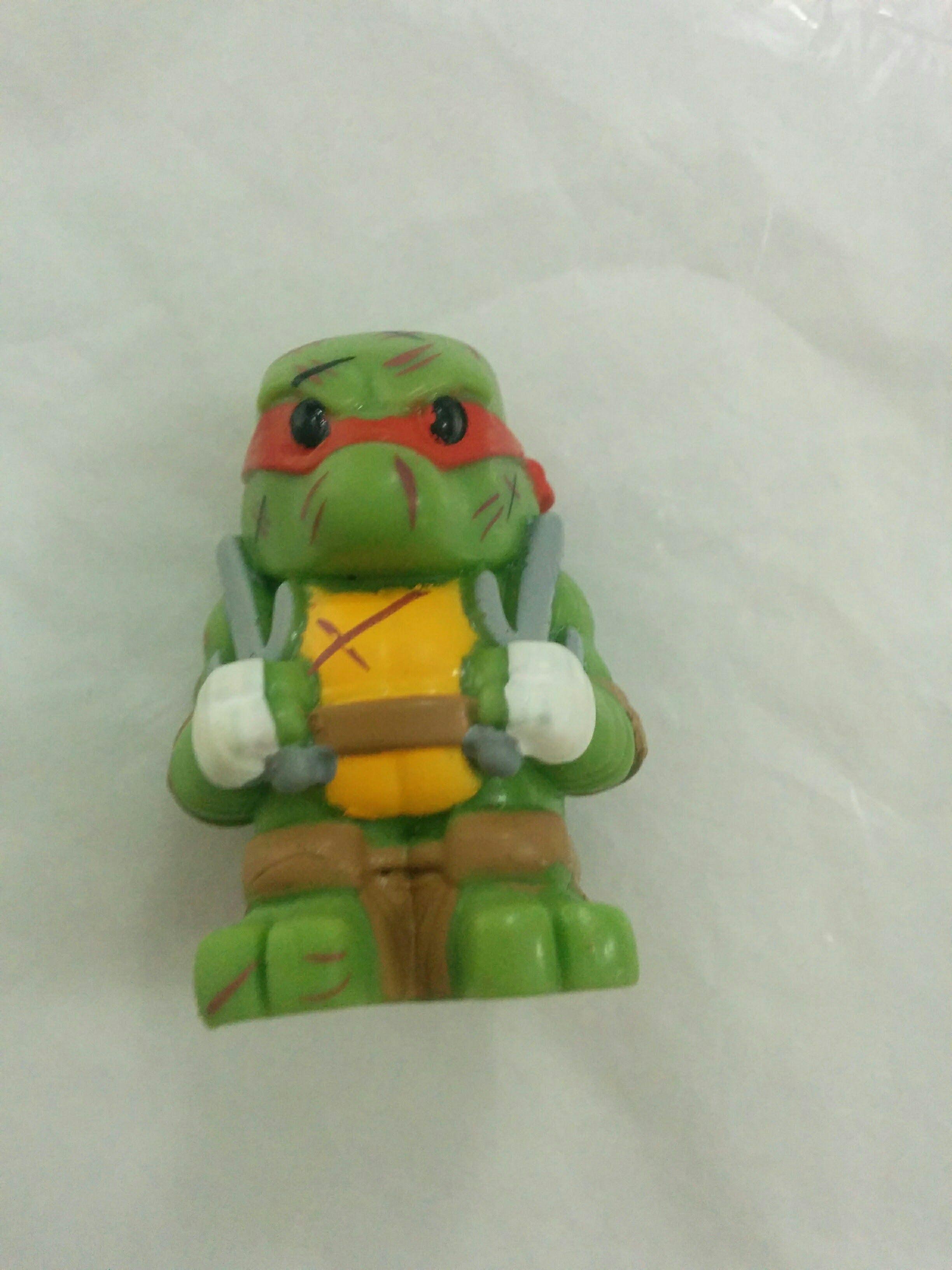 Battle Damaged Raphael - 7 Pack - Common