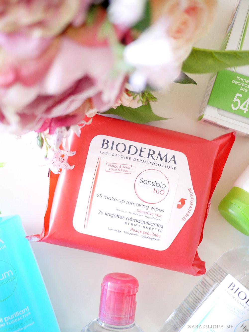 Bioderma Skin Care Review • Sara du Jour Bioderma skin