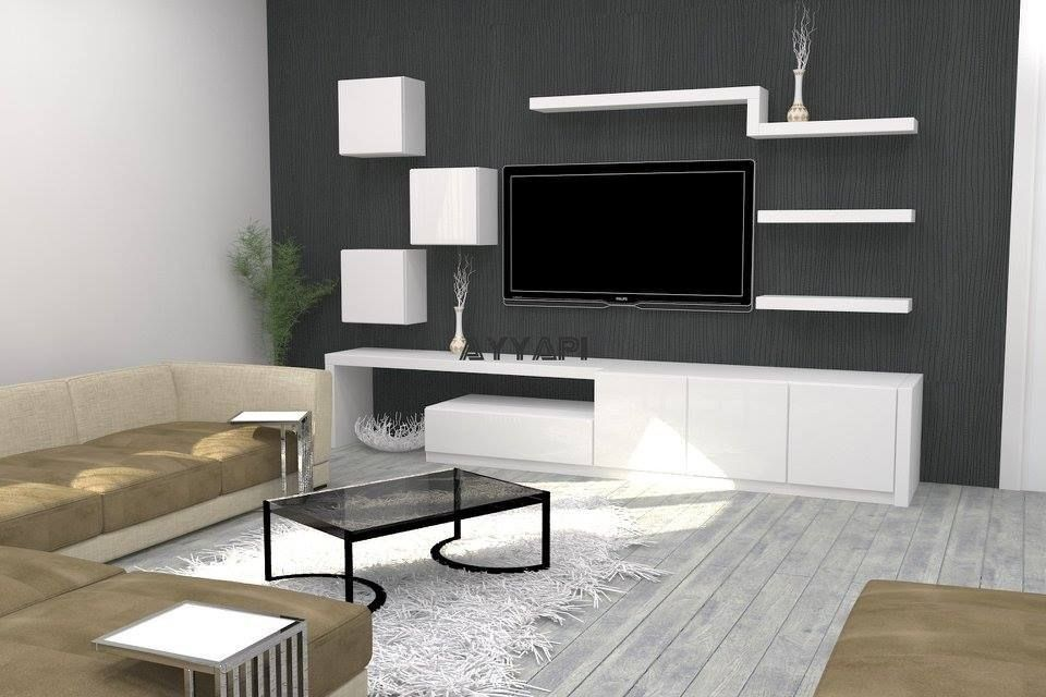Pin By Dubravka Tomic On Home Deco Living Room Design Inspiration Modern Tv Wall Units Modern Tv Units