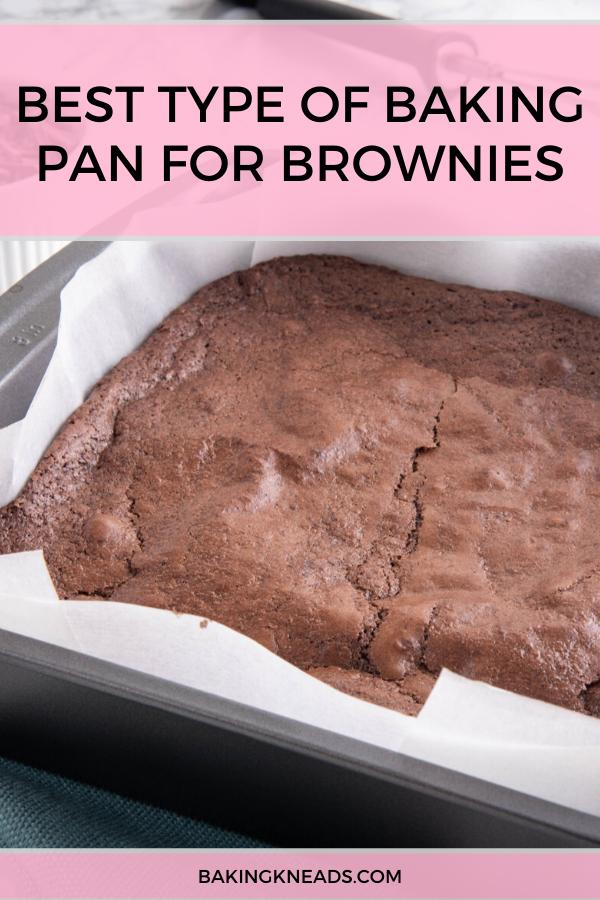 Best Type Of Baking Pan For Brownies Glass Vs Metal Baking