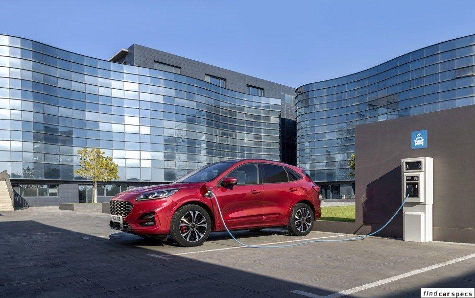 Ford Kuga Kuga Iii 2 0 Ecoblue 150 Hp Mhev Diesel 2019