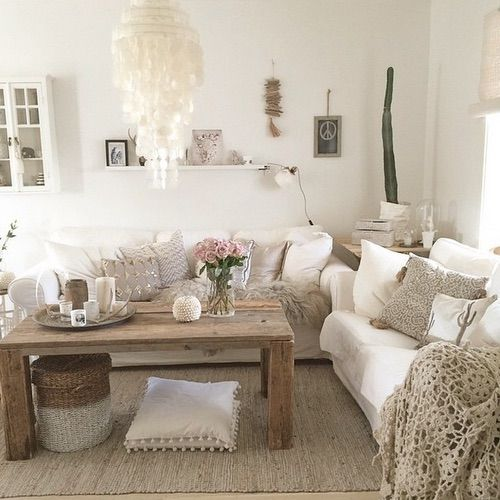 Image via We Heart It   weheartit/entry/143818227 #beauty - Wohnzimmermöbel Weiß Landhaus