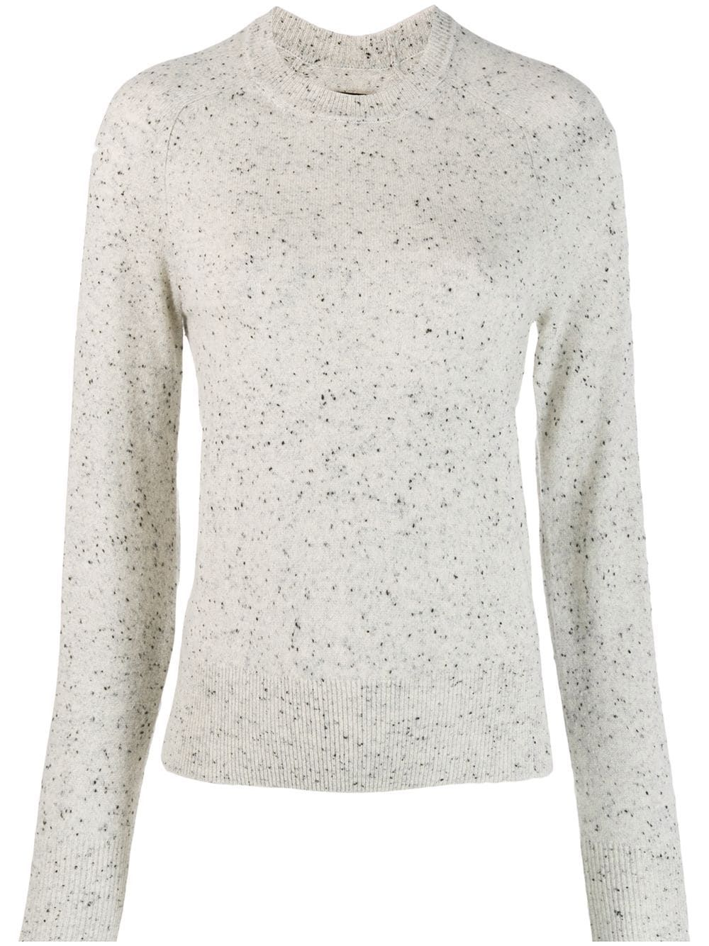 Photo of Isabel Marant Crew Neck Knitted Jumper Aw19