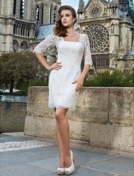 Accesorios para vestido blanco elegante