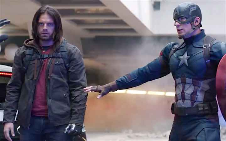 """How Bucky And Cap's """"Amazing Relationship"""" Became The Center Of """"Captain America: Civil War"""""""