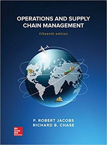 Operations and supply chain management 15th edition by f robert isbn 13 978 1259666100 ebookdownloadable pdf test bank and solution manual available for sale fandeluxe Images