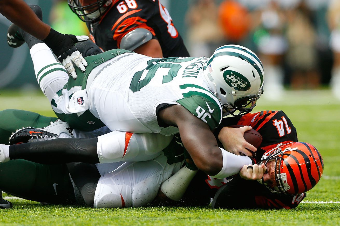 NFL Week 13 Jets at Bengals game preview Flyin' notso