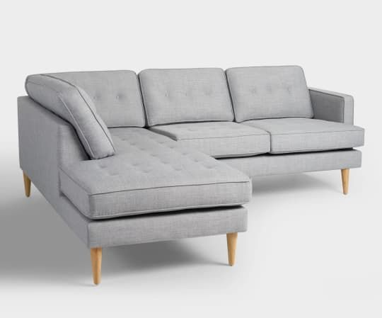 Leather Sectional Couch Under 1000