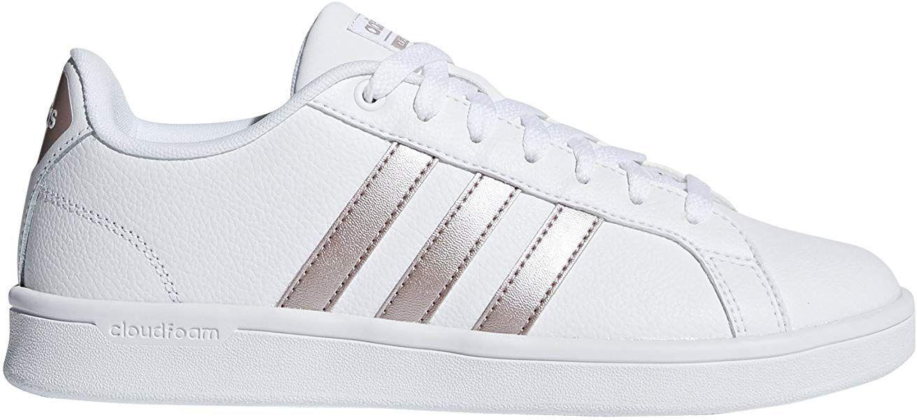   adidas Women's CF Advantage W, Vapour Grey