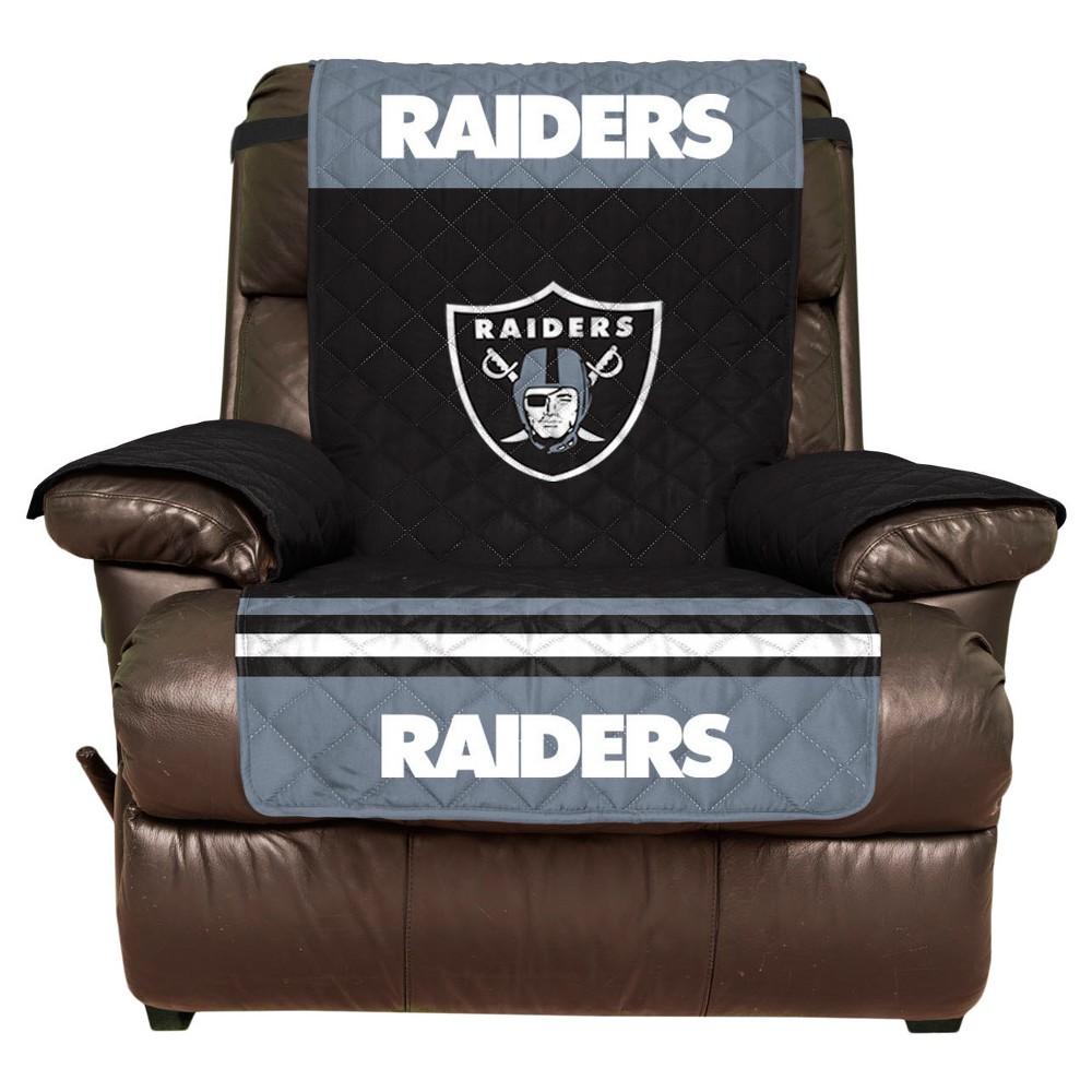 Strange Jacksonville Jaguars Pegasus Sports Recliner Protector In Machost Co Dining Chair Design Ideas Machostcouk