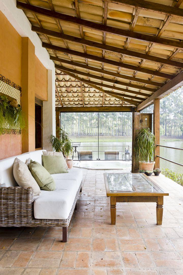 casa de fazenda | Madera | Pinterest | De campo, Campo y Casas