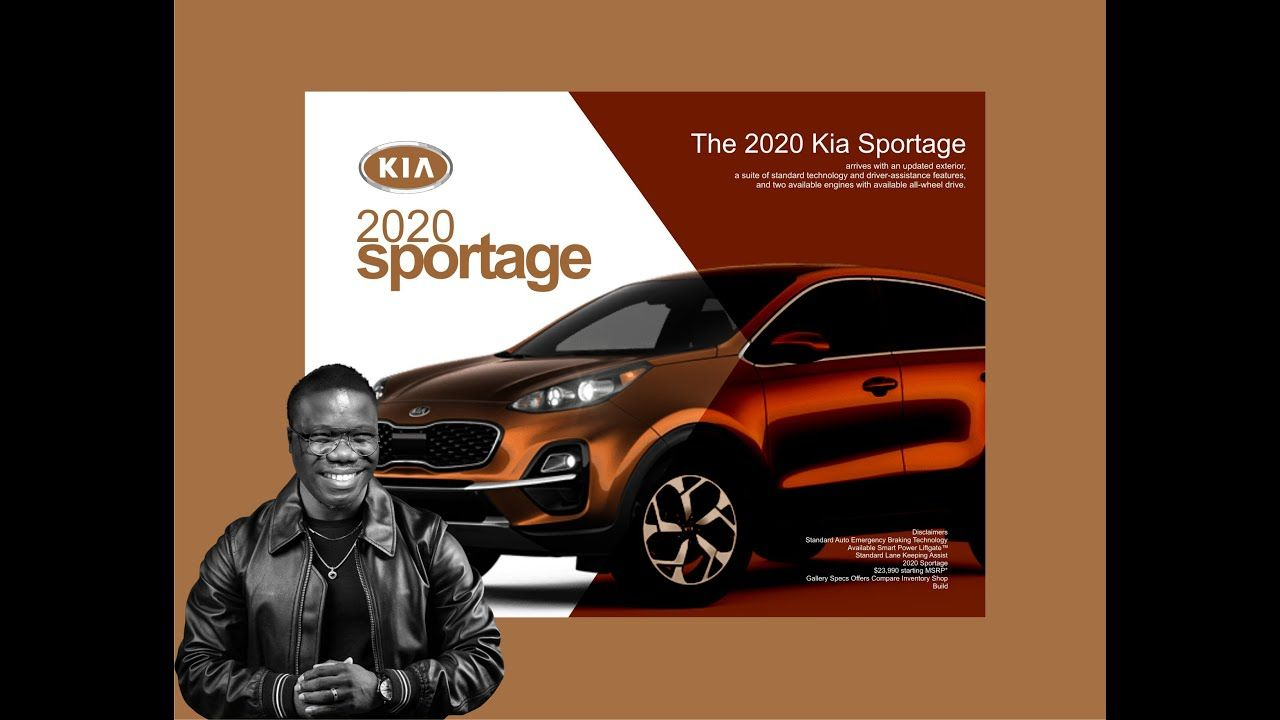 2020 Sportage Car Classic Advert Cdr In 2020 Sportage Classic Cars Kia Sportage