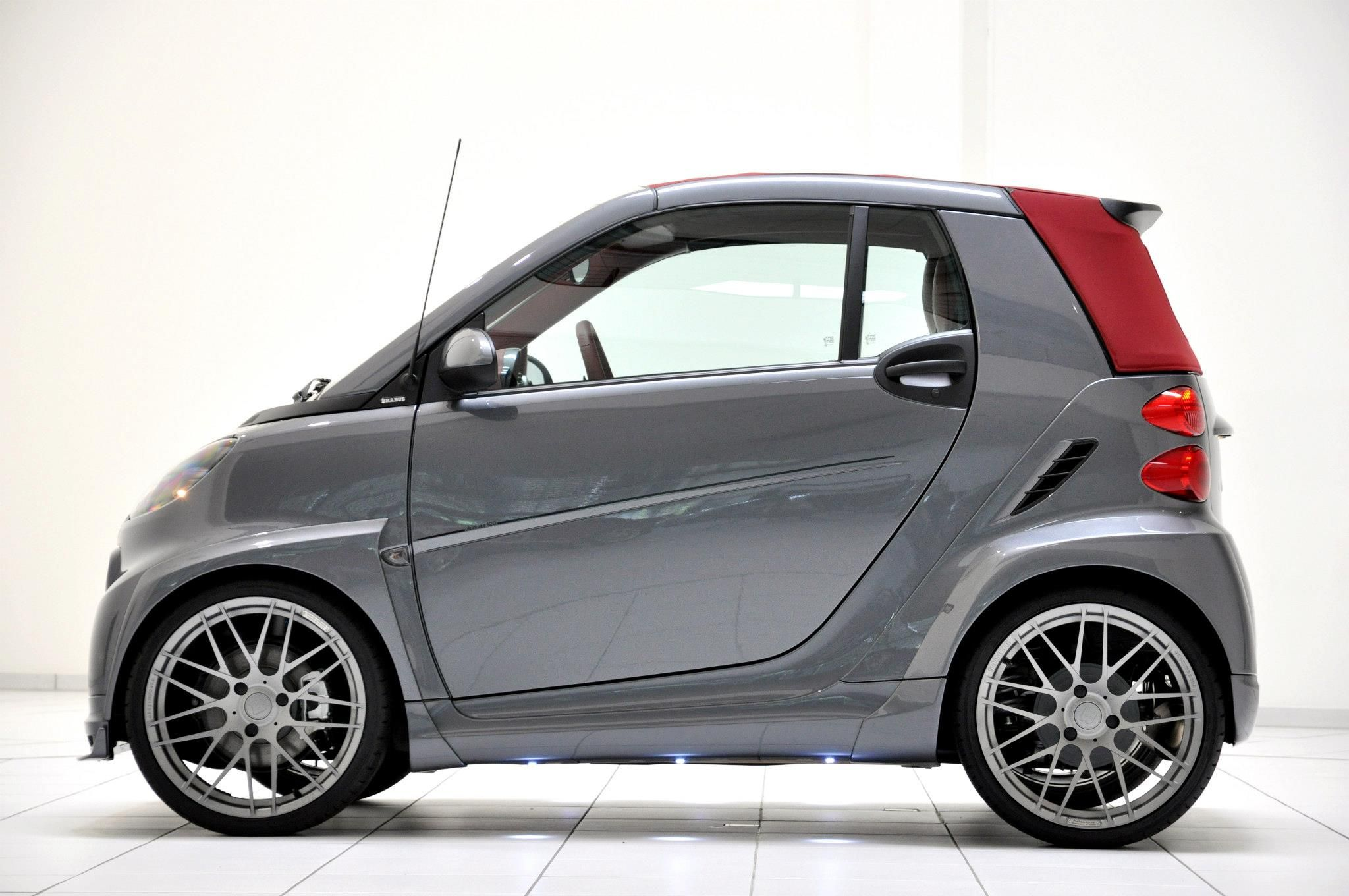 smart brabus ultimate 120 smart fortwo tuning. Black Bedroom Furniture Sets. Home Design Ideas