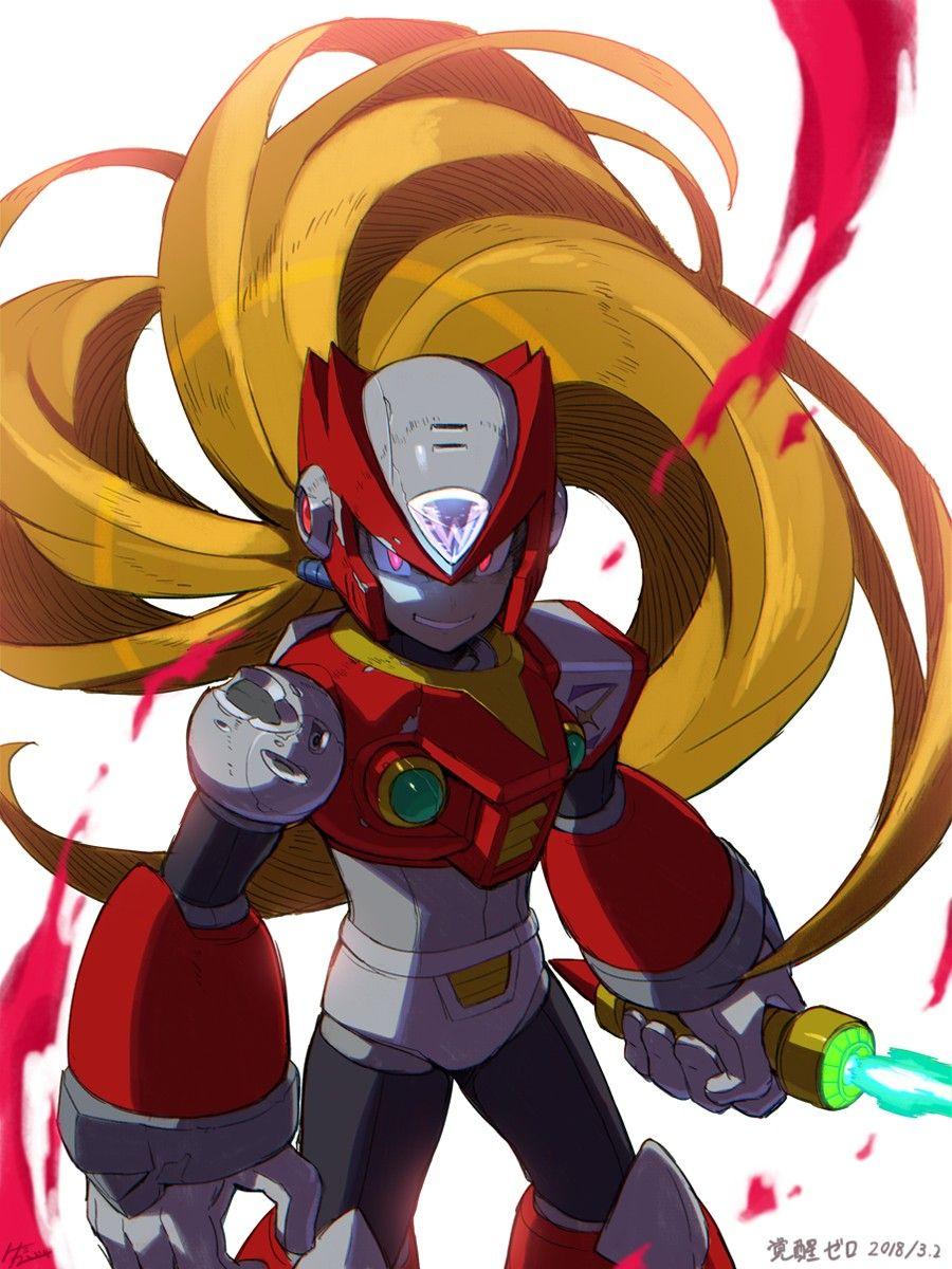 Nightmare Zero   MegaMan   Mega man, Megaman zero, Anime art